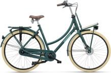Citybike Batavus PACKD Plus 7 Curve dark green matt