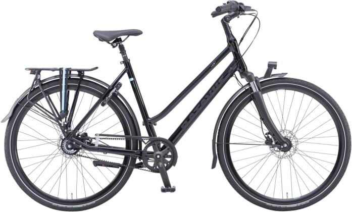 Urban-Bike Batavus Comodo Trapez black 2021