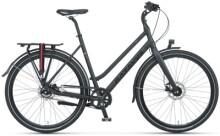 Urban-Bike Batavus Suerte Trapez black matt