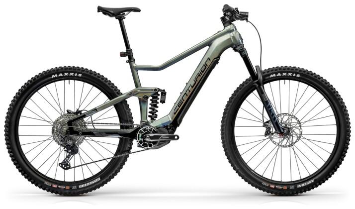 e-Mountainbike Centurion No Pogo F2600i silber 2021