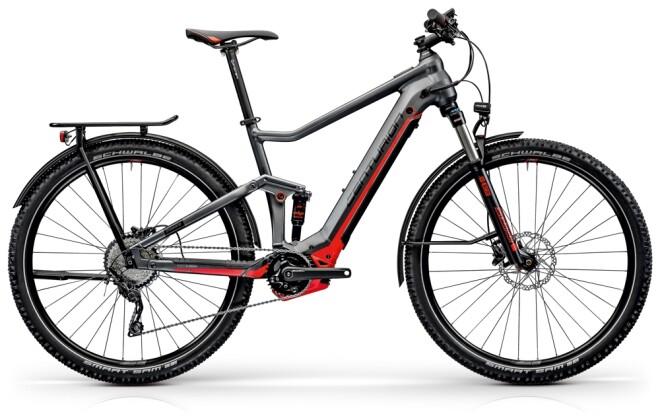 e-Mountainbike Centurion Lhasa E R760i EQ anthrazit 2021