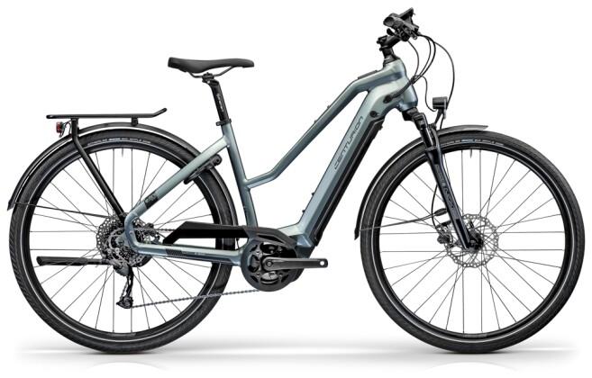 e-Trekkingbike Centurion E-Fire Tour R760i schiefer 2021