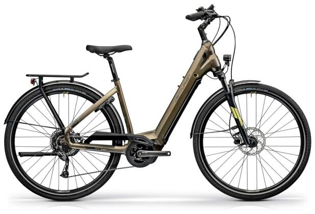 e-Trekkingbike Centurion E-Fire City R750i bronze 2021