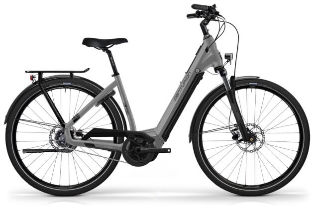 e-Citybike Centurion E-Fire City R650i grau 2021