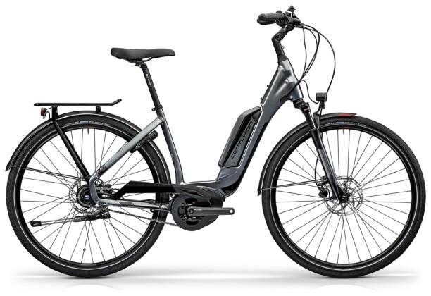 e-Citybike Centurion E-Fire City R650.28 silber 2021