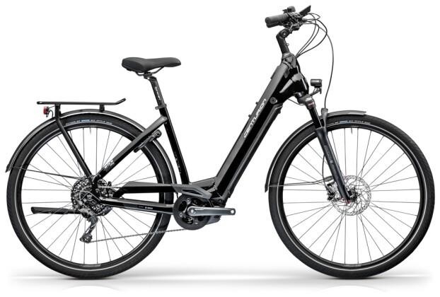 e-Trekkingbike Centurion E-Fire City 2600i schwarz 2021