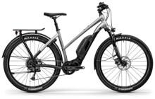 e-Trekkingbike Centurion Country Tour F760 grau