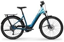 e-Trekkingbike Centurion Country R960i blau
