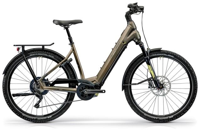 e-Trekkingbike Centurion Country R2600i bronze 2021