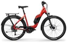 e-Trekkingbike Centurion Country F760 rot
