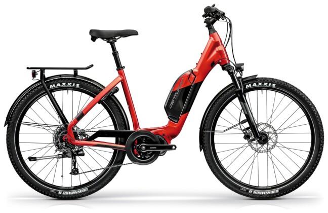 e-Trekkingbike Centurion Country F760 rot 2021