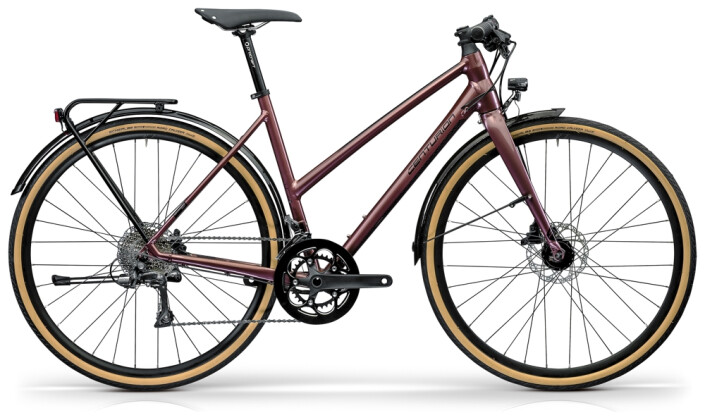 Trekkingbike Centurion City Speed 500 EQ Trapez 2021