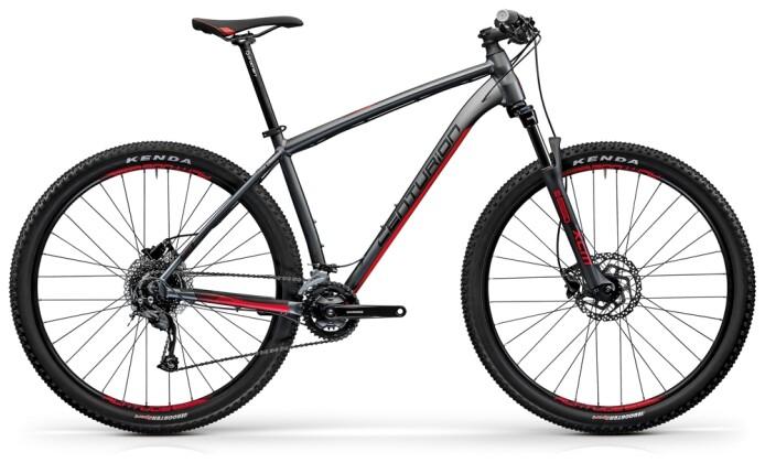 Mountainbike Centurion Backfire Pro 200 anthrazit 2021