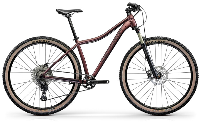 Mountainbike Centurion Backfire Fit Pro 800.27 rot 2021