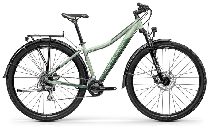 Mountainbike Centurion Backfire Fit Comp 50.29 EQ grün 2021
