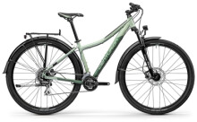 Mountainbike Centurion Backfire Fit Comp 50.27 EQ grün