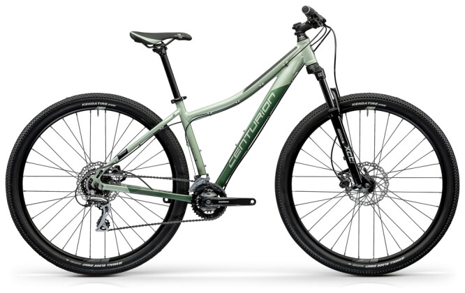 Mountainbike Centurion Backfire Fit Comp 50.29 grün 2021