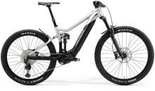 e-Mountainbike Merida eONE-SIXTY 775 Matt-Titan/Schwarz