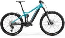 e-Mountainbike Merida eONE-SIXTY 775 Türkis/Anthrazit