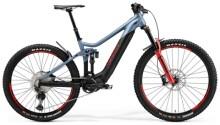 e-Mountainbike Merida eONE-SIXTY 775 Stahl-Blau/Schwarz