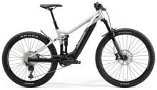 e-Mountainbike Merida eONE-SIXTY 500 Grün/Anthrazit