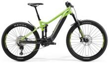 e-Mountainbike Merida eONE-SIXTY 575 Grün/Anthrazit