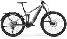 e-Mountainbike Merida eONE-FORTY EQ Anthrazit/Schwarz