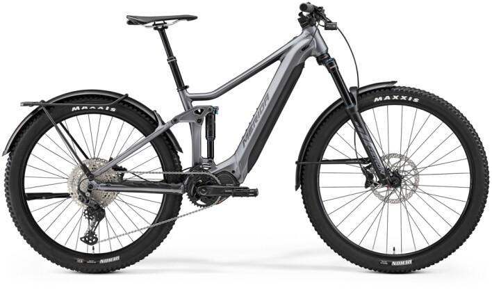 e-Mountainbike Merida eONE-FORTY EQ Anthrazit/Schwarz 2021