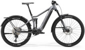 e-Mountainbike Merida eONE-FORTY 675 EQ Anthrazit/Schwarz
