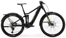 e-Mountainbike Merida eONE-FORTY EQ Schwarz/Grün
