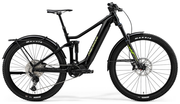 e-Mountainbike Merida eONE-FORTY 675 EQ Grün/Grün 2021