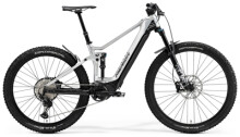 e-Mountainbike Merida eONE-FORTY 8000 Silber/Schwarz