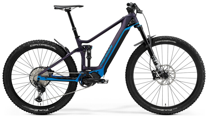 e-Mountainbike Merida eONE-FORTY 8000 Lila/Blau 2021
