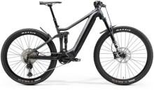 e-Mountainbike Merida eONE-FORTY 775 Anthrazit/Schwarz