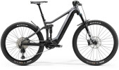e-Mountainbike Merida eONE-FORTY 700 Anthrazit/Schwarz
