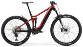 e-Mountainbike Merida eONE-FORTY 775 Rot/Schwarz