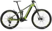 e-Mountainbike Merida eONE-FORTY 775 Matt-Grün/Grün