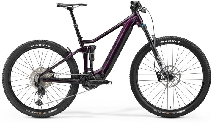 e-Mountainbike Merida eONE-FORTY 775 Matt-Grün/Grün 2021