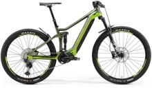 e-Mountainbike Merida eONE-FORTY 700 Matt-Grün/Grün