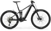 e-Mountainbike Merida eONE-FORTY 500 Anthrazit/Schwarz