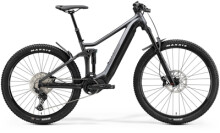 e-Mountainbike Merida eONE-FORTY 500 Anthrazit/Schwarz