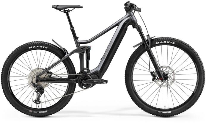 e-Mountainbike Merida eONE-FORTY 500 Anthrazit/Schwarz 2021