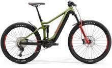 e-Mountainbike Merida eONE-FORTY 500 Matt-Grün/Schwarz
