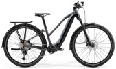 e-Trekkingbike Merida eBIG.TOUR 700 EQ Grau/Schwarz