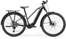 e-Trekkingbike Merida eBIG.TOUR 675 EQ Grau/Schwarz