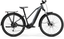 e-Trekkingbike Merida eBIG.TOUR 400 EQ Grau/Schwarz