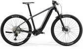 e-Mountainbike Merida eBIG.NINE 700 Grau/Schwarz
