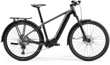 e-Mountainbike Merida eBIG.NINE 675 EQ Grau/Schwarz