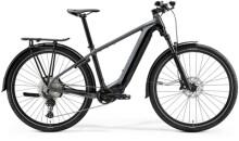 e-Mountainbike Merida eBIG.NINE 600 EQ Grau/Schwarz