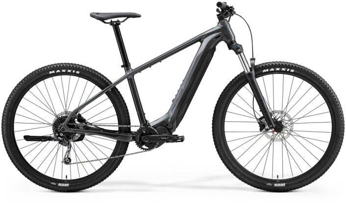 e-Mountainbike Merida eBIG.NINE 400 Grau/Schwarz 2021